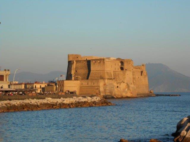 Naples Free walking Tour Castel dell'Ovo