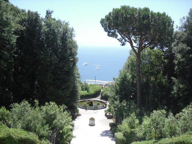 Naples Villa Floridiana