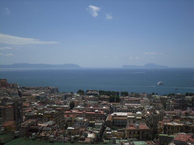 Free Walking Tour Naples Panorama and vicoli