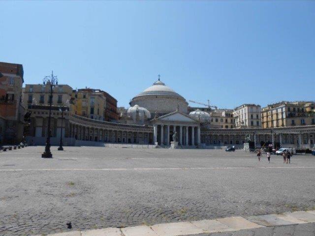 Naples Piazza Plebiscito
