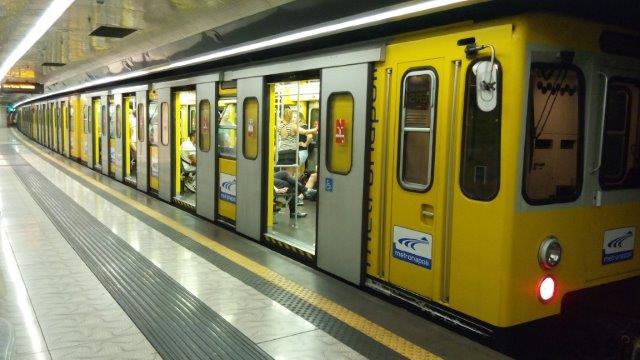 Naples Metro line 1