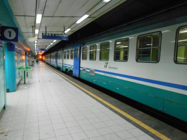 Naples Public Transport metro line 2