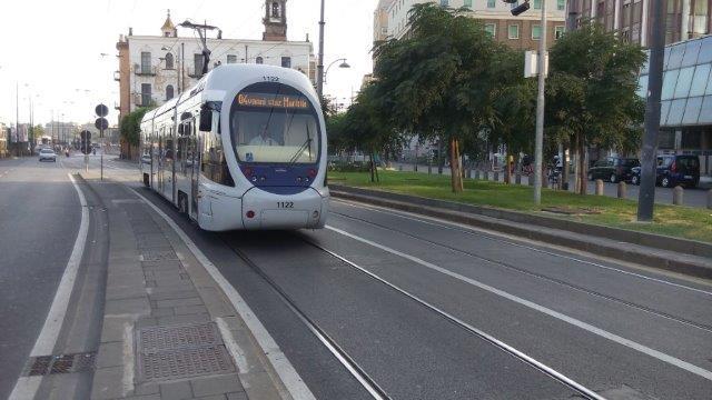 Naples Tram